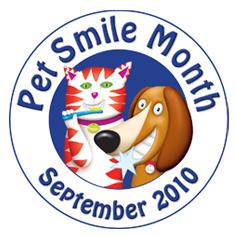 Pet Smile Month september 2010