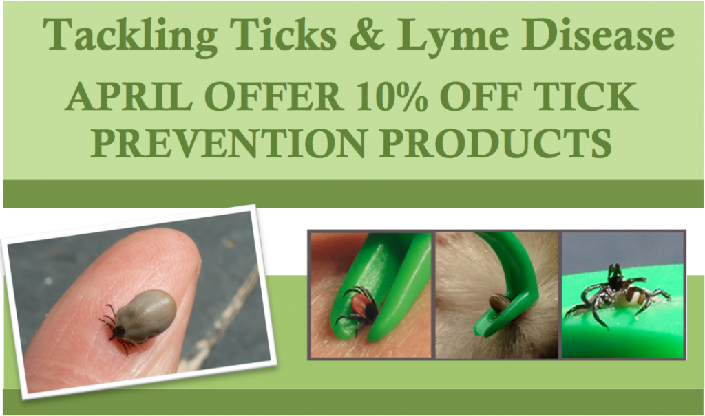 TACKLING TICKS