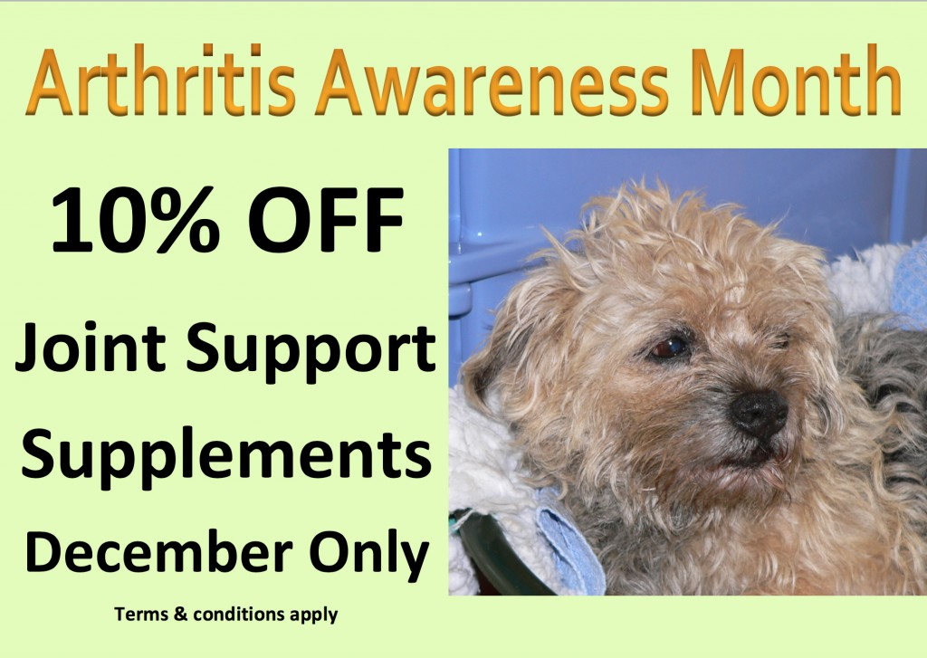 Dec-16 Arthritis Awareness Month