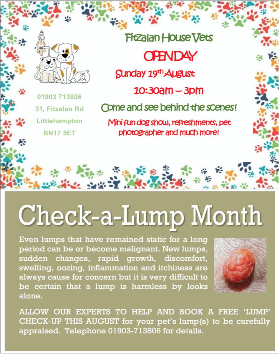 Check a Lump Month